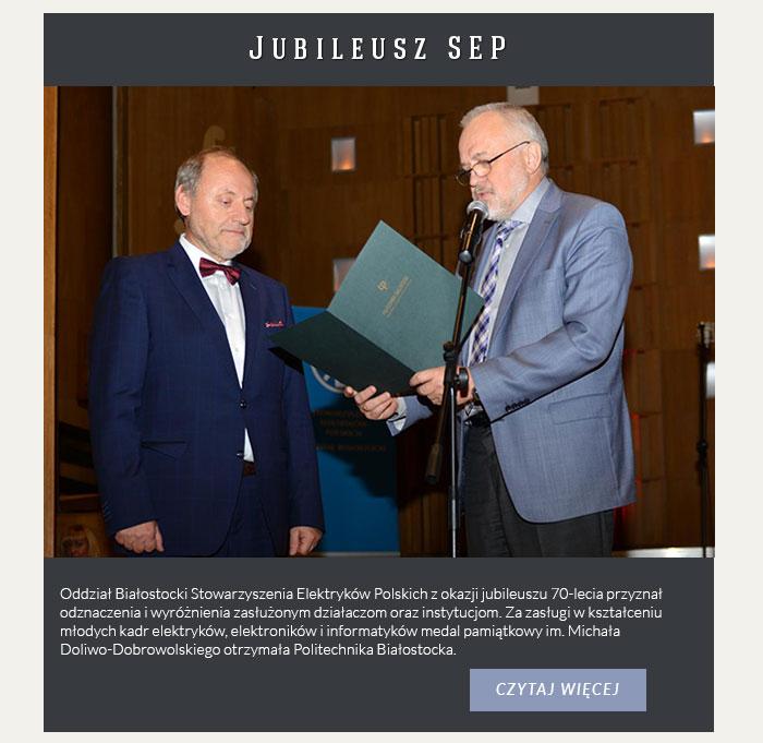 Jubileusz SEP