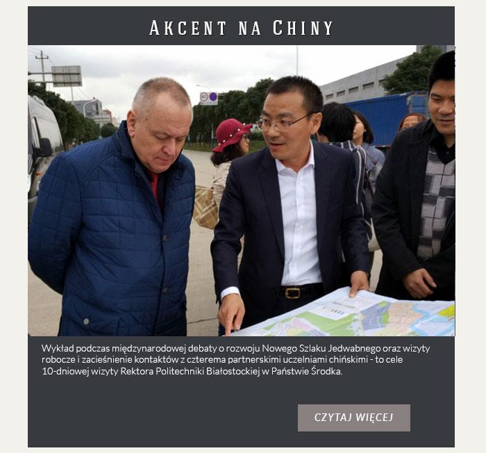 Akcent na Chiny