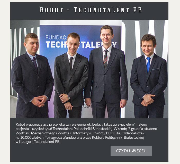 Bobot – Technotalent PB