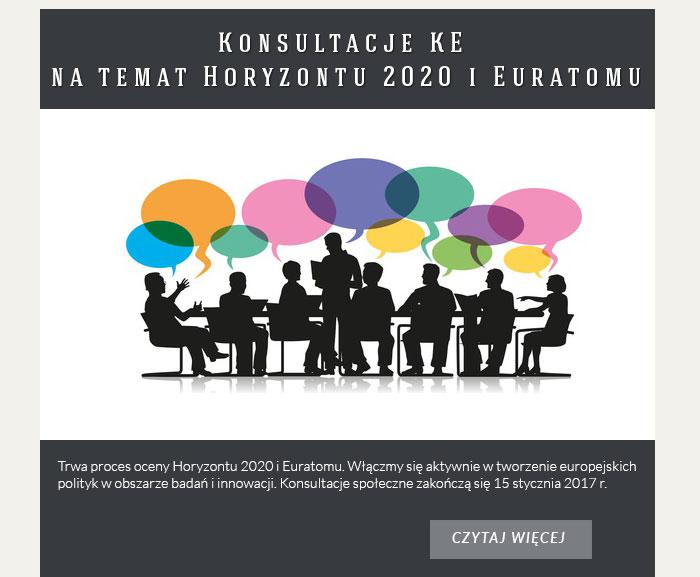 Konsultacje KE