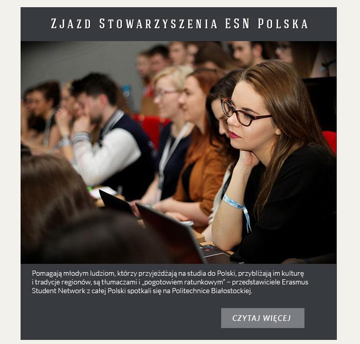 Zjazd Stowarzyszenia ESN Polska