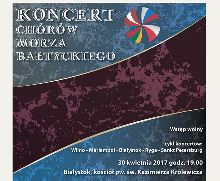 Koncert Chóru PB