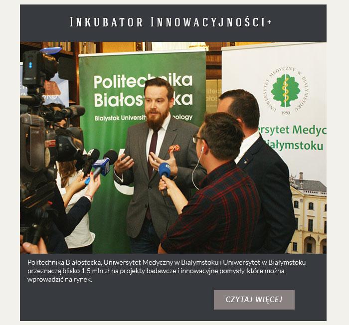 Inkubator Innowacyjności+