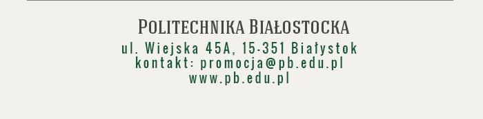 Politechnika Białostocka - strona główna
