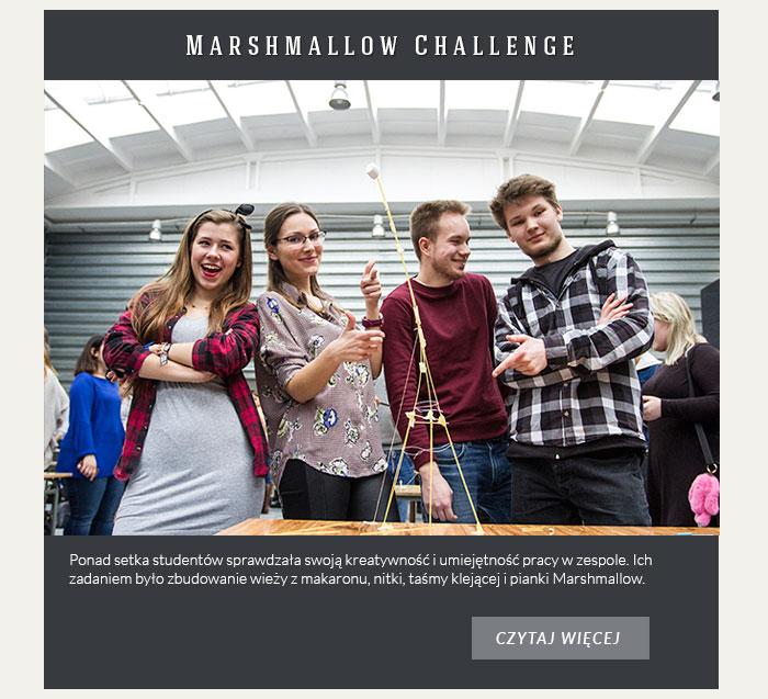 Marshmallow Challenge