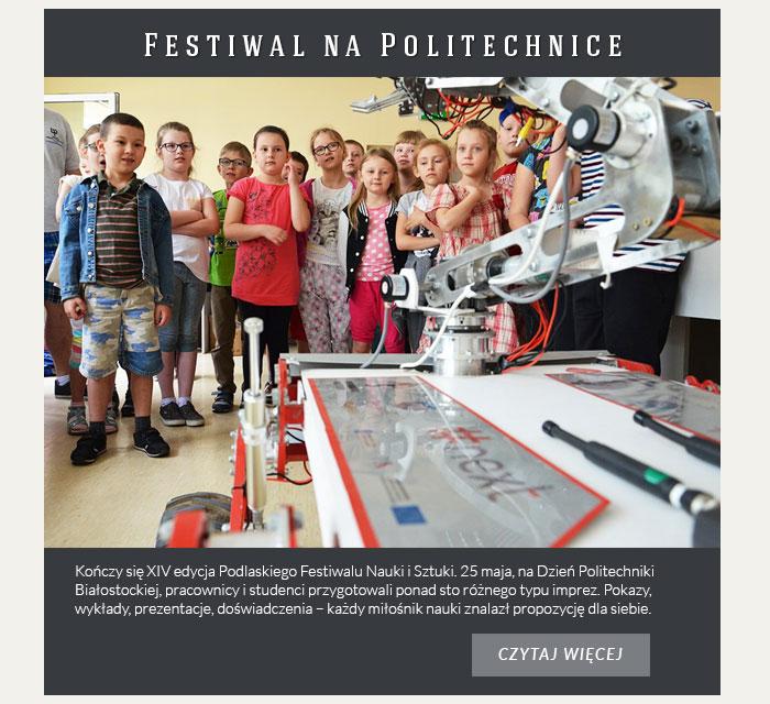 Festiwal na Politechnice